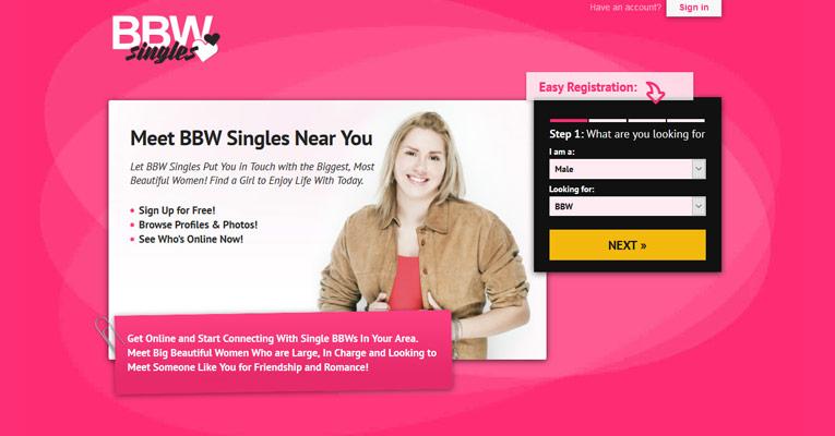 BBW Singles