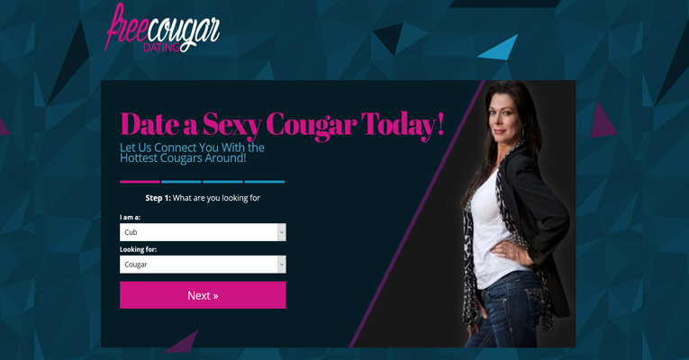 free cougar cub dating Welcome to the cougaredcom facebook page this is where you will get a taste of what cougar dating is like at cougaredcom cougar-cub dating craze is a myth.