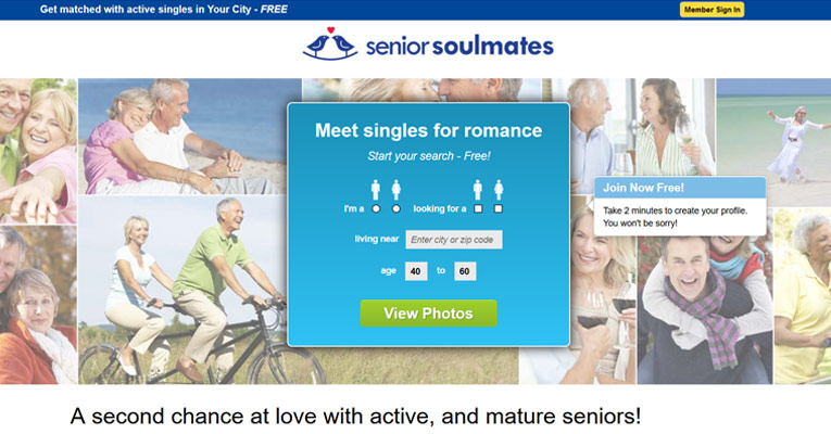 Soulmates dating site